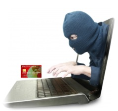 Online Scammer reaches for your credit card